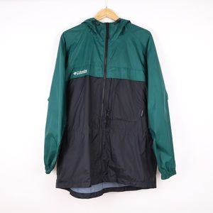 Columbia Vintage Packable Rain Coat